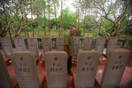 Vietnam memorial to North Korea pilots marks bygone alliance – Fox News