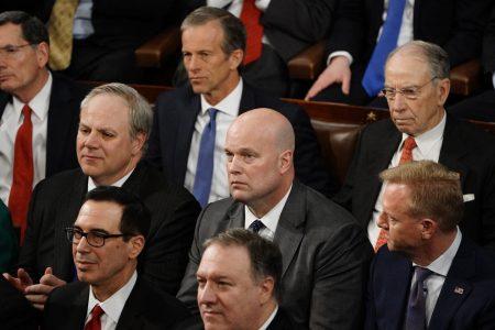 Whitaker says he won't testify unless Democrats drop their subpoena threat – The Washington Post