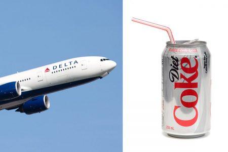 Delta, Coca-Cola apologize for 'creepy' napkins after passengers complain – Fox News
