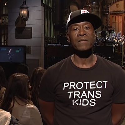Don Cheadle advocates for trans youth, criticizes Trump's alleged Russia connection on 'Saturday Night Live' – Fox News