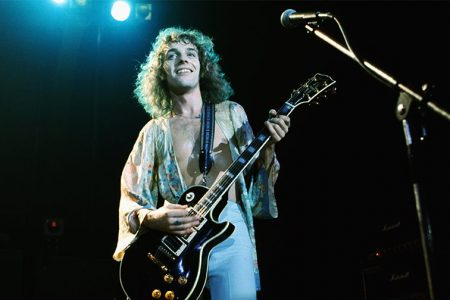 Peter Frampton says he's suffering from a degenerative muscle disease, announces farewell tour – Fox News