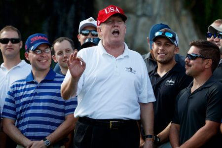 What it's like to golf with the president – The Washington Post