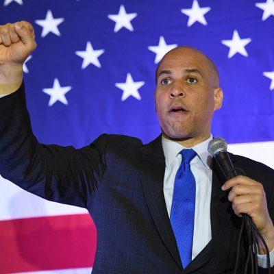 Booker and four 2020 presidential rivals endorse marijuana legalization – Washington Post
