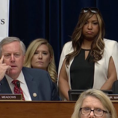 'Not the resume of a prop': Lynne Patton insists she wasn't used to prove Trump isn't racist – The Washington Post