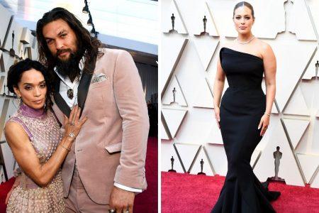 Jason Momoa, Lisa Bonet have awkward moment with Ashley Graham on red carpet – Fox News