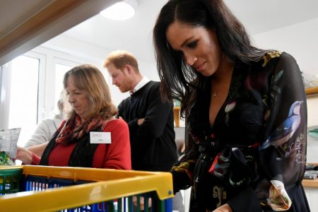 Meghan Markle uses bananas to relay uplifting messages to sex workers – Fox News