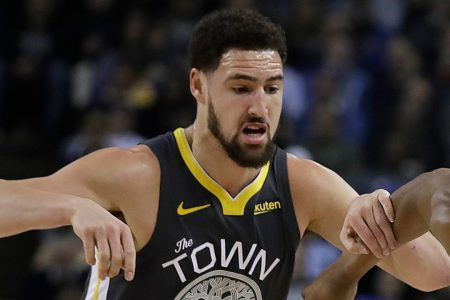 Golden State Warriors' Klay Thompson suffers gruesome finger injury during win – Fox News