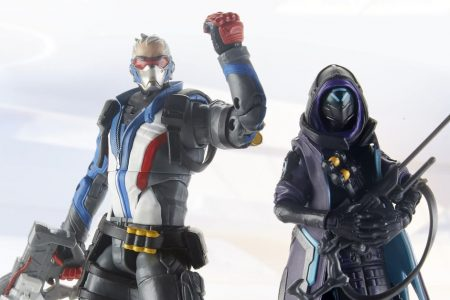 Overwatch gets nine swell action figures — including a huge Reinhardt — from Hasbro – Polygon