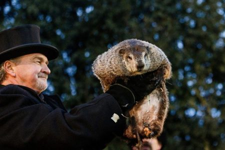 Groundhog Day: Punxsutawney Phil doesn't see his shadow, predicts an early spring – Fox News