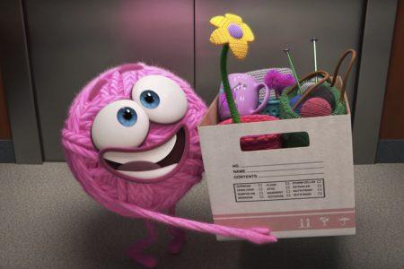 Pixar's new short stars a swearing ball of feminist yarn – Polygon