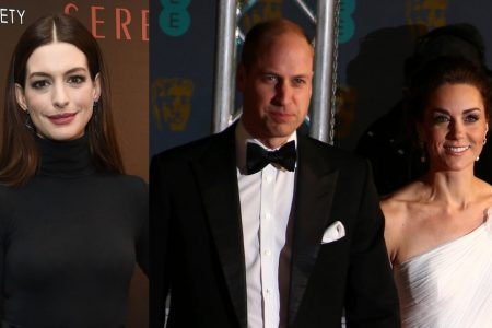 Anne Hathaway says she learned this parenting tip from Prince William, Kate Middleton – Fox News