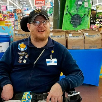 Walmart is getting rid of greeters; disabled workers worried – ABC News