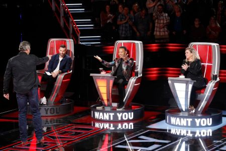 'The Voice' premiere: After the John Legend incident, when does the 'block' twist go too far? – The Washington Post