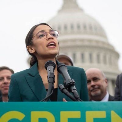Move over, Oscasio-Cortez. The Green New Deal's got some competition. – NBC News