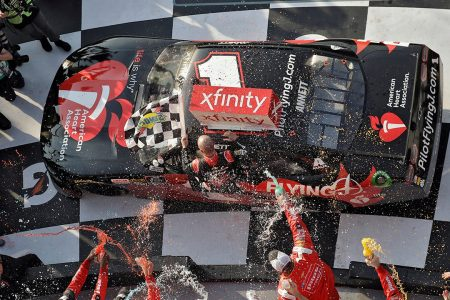 Annett wins NASCAR Daytona Xfinity race – Fox News