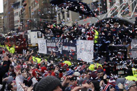 Watch live: Patriots parade celebrating 6th Super Bowl win – CBS News