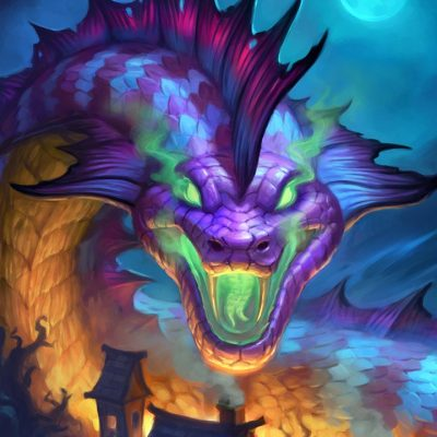 Hearthstone: Baku and Genn Are Being Sent to Wild a Year Early and I Couldn't Be Happier – IGN