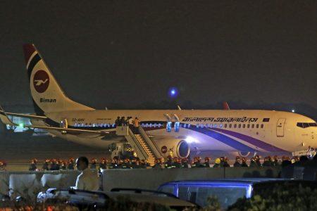 Hijack Attempt Foiled on Bangladesh-Dubai Flight – TIME