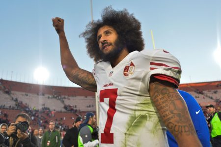 Nike launches 'Icon' Colin Kaepernick jersey days after collusion case settles – USA TODAY