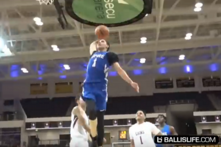 LaMelo Ball: Benches clear as his team gets into fight during rout – USA TODAY
