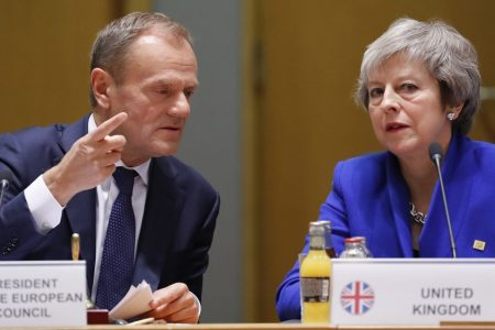 Tusk's 'place in hell' remark for Brexit advocates stirs backlash – Aljazeera.com