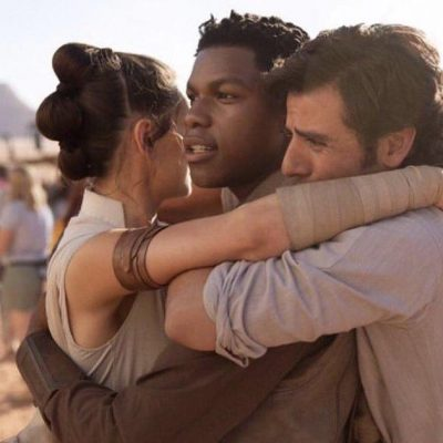 """Star Wars: Episode IX"" set photo revealed by director J.J. Abrams on Twitter – CBS News"