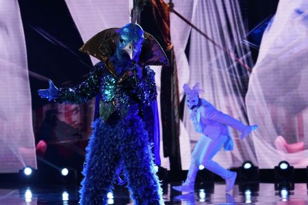'The Masked Singer' recap: Two celebrities are revealed in the semifinals – USA TODAY