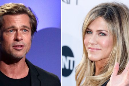 Was Brad Pitt at Jennifer Aniston's 50th birthday party? Tongues wag over the possibility – USA TODAY