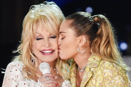 Star-studded Dolly Parton tribute at the Grammys includes Miley Cyrus, Katy Perry, Little Big Town, and more – Entertainment Weekly News