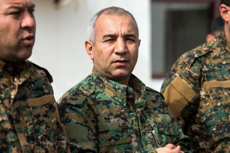 """""""Final battle"""" of ISIS is in its final days, says commander of U.S.-backed Syrian forces – CBS News"""