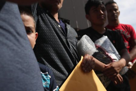 Immigrants drove hours for fake, ICE-issued court dates on Thursday – CBS News