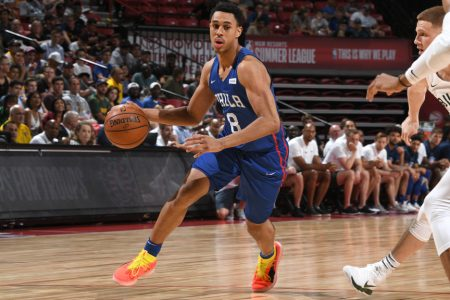 Sixers' Brett Brown 'doesn't expect' Zhaire Smith to play this season – Sixers Wire