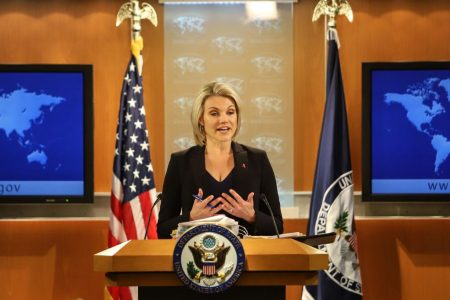 Former Fox News Host Heather Nauert Withdraws From Consideration To Replace Nikki Haley As United Nations Ambassador – Newsweek