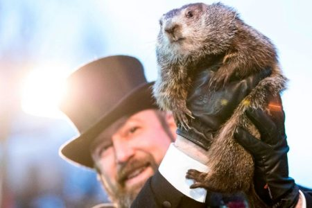 Groundhog predicts an early spring. Don't get too excited, he's usually wrong. – CNN