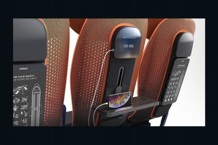 Airbus economy seat prototype: Are these the future of airline cabins? – CNN