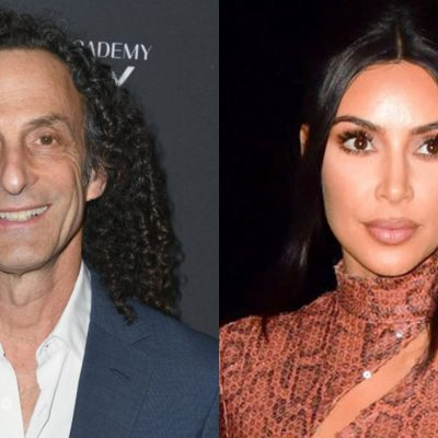 Kenny G says Kim Kardashian 'didn't know what to do with herself for a minute' during Valentine's Day surprise – Fox News