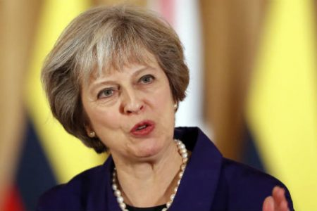 UK's May delays vote on Brexit | TheHill – The Hill