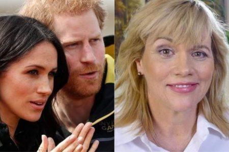 Meghan Markle's half-sister says she's a 'wealthy narcissist,' slams story from 'imaginary' pals – Fox News