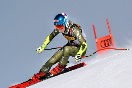 Mikaela Shiffrin Wows Skiing When She Races — and When She Doesn't – The New York Times