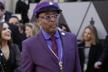 Spike Lee's Tribute to Prince at the Oscars – The New York Times