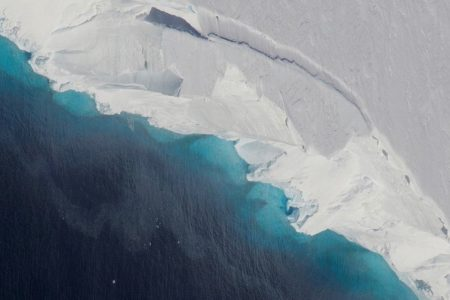 Ominous hole almost the size of Manhattan discovered under Antarctic glacier – Fox News