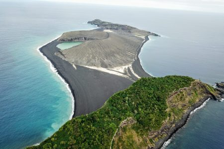 Mysterious island that formed in the Pacific Ocean is here to stay – Fox News