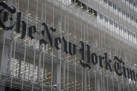 NY Times shares hit 13-year high as paper sees subscriptions spike | TheHill – The Hill