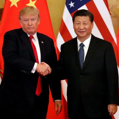Trump says he'll meet with China's Xi after trade talks end with no deal – Fox News
