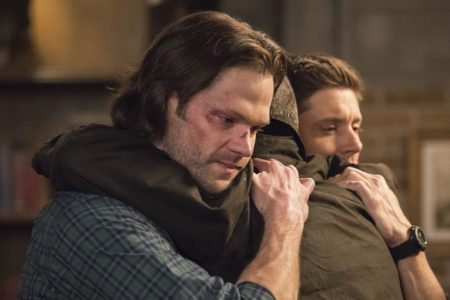 Supernatural stars reveal how seeing Dad will affect Sam and Dean moving forward – Entertainment Weekly News