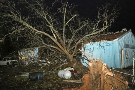 1 dead as tornadoes, severe weather devastate South; several injured – Fox News