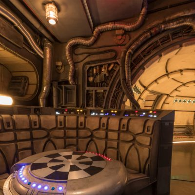 Take a new tour of the Millennium Falcon: Smugglers Run ride at Disney parks – Entertainment Weekly News