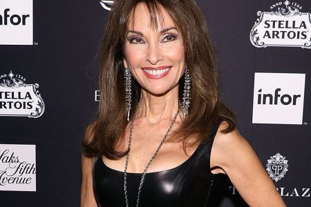Susan Lucci falls down while walking the runway at an American Heart Association event – Fox News