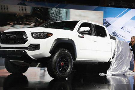2020 Toyota Tacoma powers up – Fox News