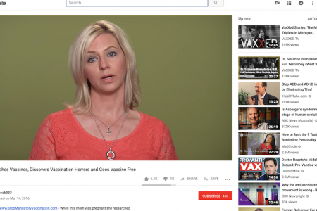 YouTube bans anti-vaccination videos from running advertisements | TheHill – The Hill